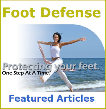 Foot conditions that affect your feet and overall health
