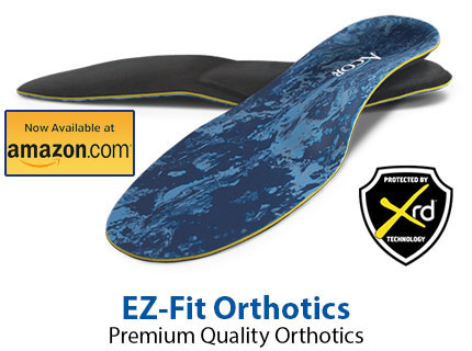 fb379131f7 Orthotic inserts - Prefabricated and Custom - Acor Orthopaedic